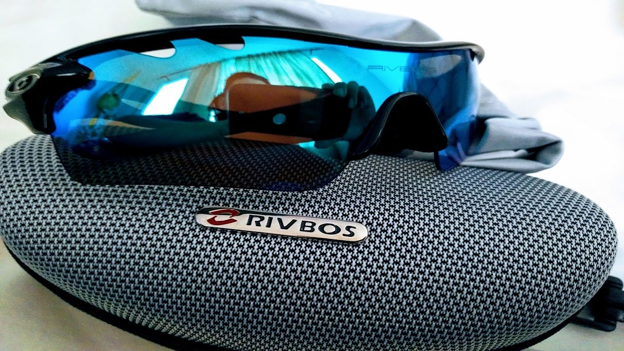 3a91e6a0dd5 Budget Cycling Glasses - Rivbos - YouTube