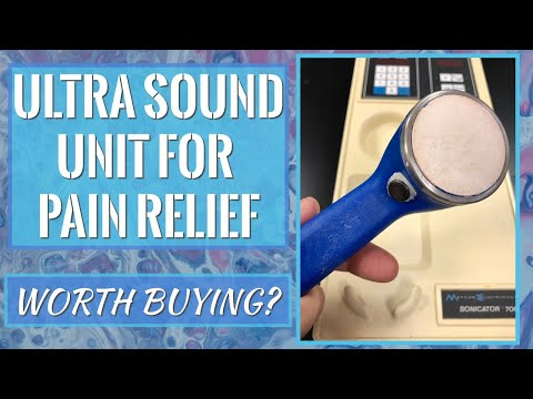 Ultra Sound Therapy For Pain Relief (Home Unit)? Worth Buying? MUST KNOW THIS 1st.