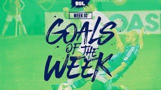 USL Goal of the Week - Week 10 thumbnail