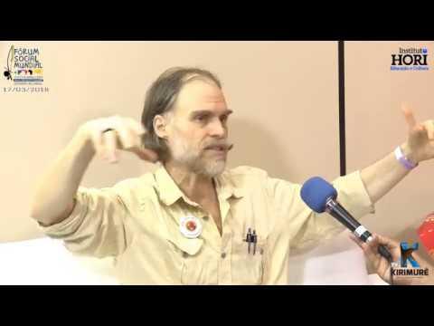 Fórum Social Mundial 2018 - Prof. Dr. Roberto Ferdinando