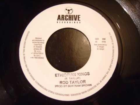 Rod Taylor  Ethiopian Kings