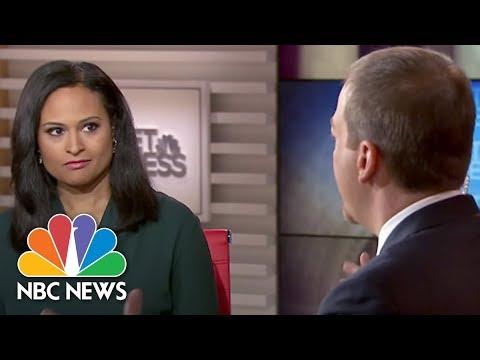 Steve Bannon To Target All Incumbent Senators Except Ted Cruz | Meet The Press | NBC News