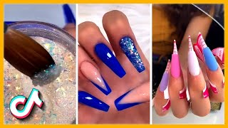 Adorable Acrylic Nail Ideas | Designs That Will Make You Gasp TikTok Compilation