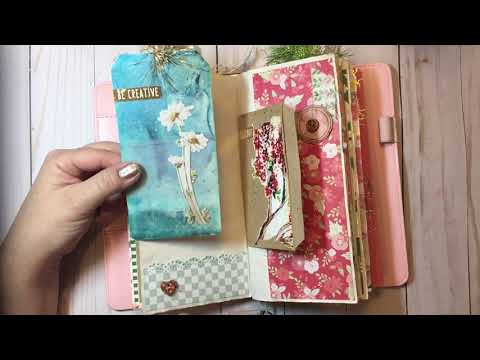 Grow Girl Journal flip through