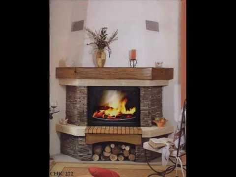 chimeneas tradicionales a le a y pellets valencia On chimeneas esquineras de lena