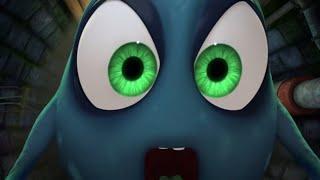 Bad Germ Alert! ⚠️🦠  Talking Tom and Friends Cartoon