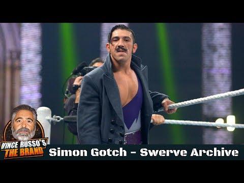 Simon Gotch Shoot Interview w/ Vince Russo - Swerve Archive