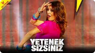 Nergis Bilginin Hayran Bırakan Hint Dansı  Yetenek Sizsiniz Türkiye