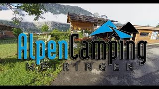 Alpen Camping - Meiringen 360° Video Trailer