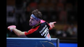 Timo Boll vs Marcos Freitas (ETTC 2017) Team Final