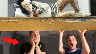 KMAN RETTET GEISEL FLEXI aus XOXO GEHEIMEN KELLER!! (HILFE) | WASWIR