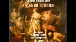 """Orfeo ed Euridice: Act III, Scene 1, """"Ah! Vieni o di"""""""
