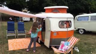Classic Campervan Show 2015