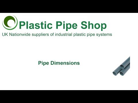 How To Measure Pipe Dimensions