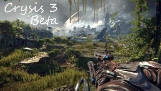 Crysis 3 Open Beta - How to Survive in Hunter Mode