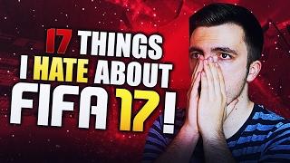17 DOLOG AMIÉRT UTÁLJUK A FIFA 17-ET!!