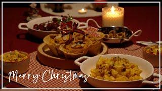 간단한 크리스마스 파티음식 만들기(with 락앤락 렌지락) ???? Christmas Home Party Food