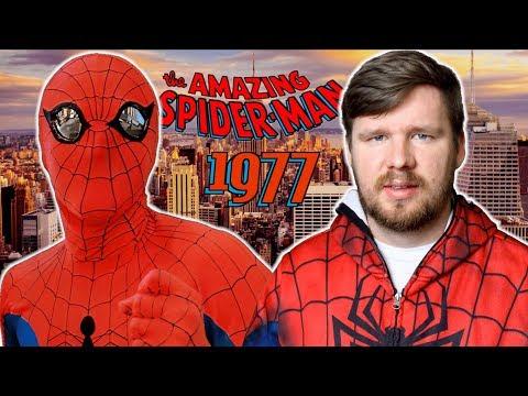 Spider-man 1977 is a Cinematic Masterpiece