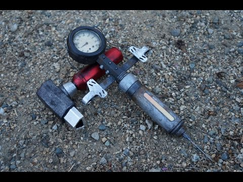 Fusion Core, Stimpak, Jet, Rad Away/Blood Bag Props (Fallout 4 Odds n Ends)