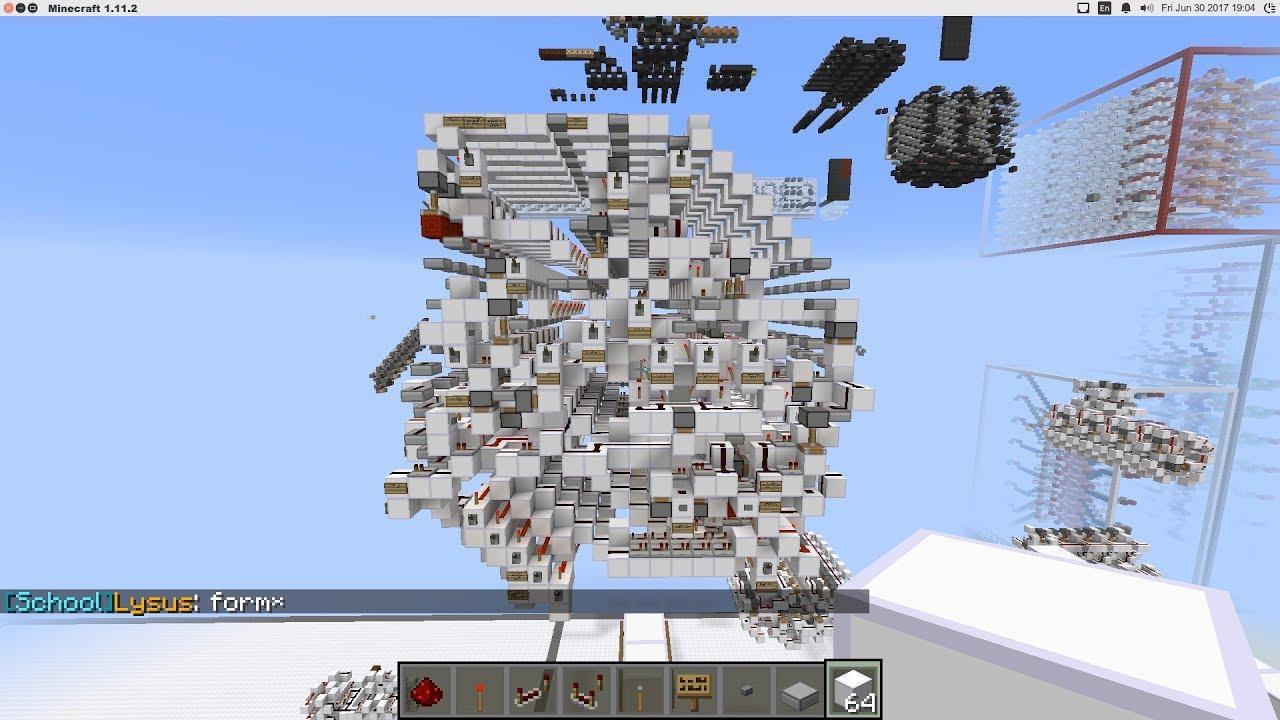 "Minecraft Compact 11-bit ""Buzz"" CPU"