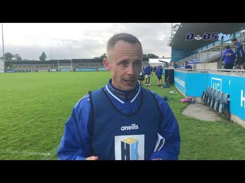 Ballyboden St Endas Manager Joe Fortune speaks to Dubs TV after victory over St Vincents