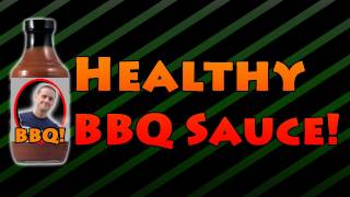 How To Make a Healthy BBQ Sauce From Scratch