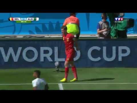Belgique - Algerie coupe du monde 2014 match complet