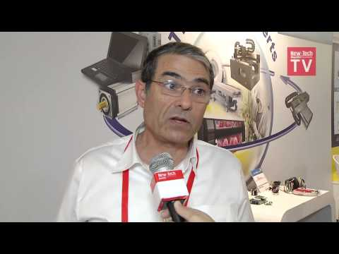 Abiry at New-Tech Motion Control & Power Solutions 2013