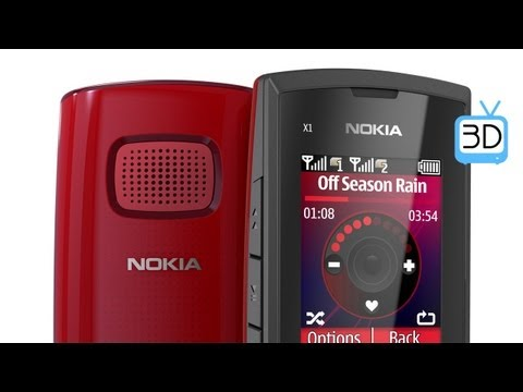 Nokia X1-01 (3D)