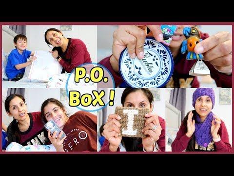 Abriendo Mi P.O Box 🎁📦 Cositas Bonitas de Diferentes Lugares 😍 - ♡IsabelVlogs♡