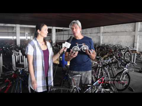 VTV: In the Philippines! Charity in focus: Bikes for the Philippines