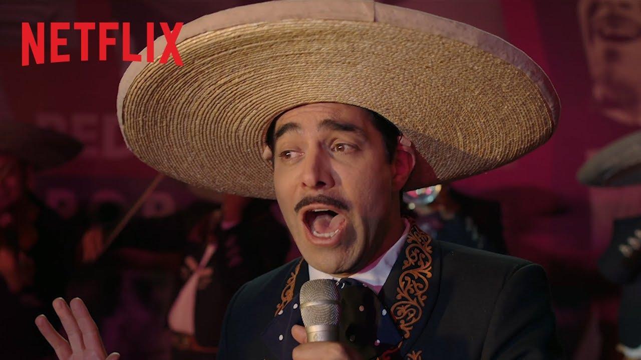 Como Caído Del Cielo | Tráiler oficial | Netflix