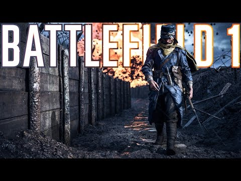 BATTLEFIELD 1 MULTIPLAYER GAMEPLAY|PS4|1080 60fps|COME PLAY :)