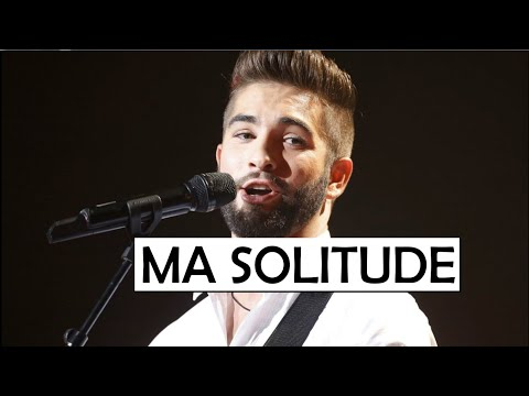 Kendji Girac - Ma solitude (Paroles)
