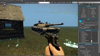 CryEngine 3 1 Урок# Создание простого шутера