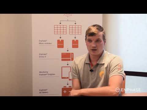 Interview Cap Energie - Enphase