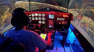 Cessna 172 Home Flight Simulator | Xplane 11