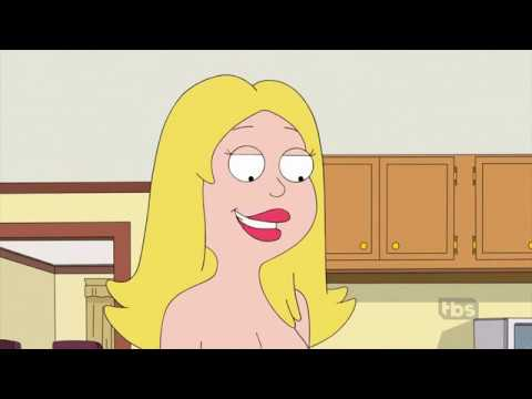 """American Dad - Francine """"I Guess You Can Have This"""""""