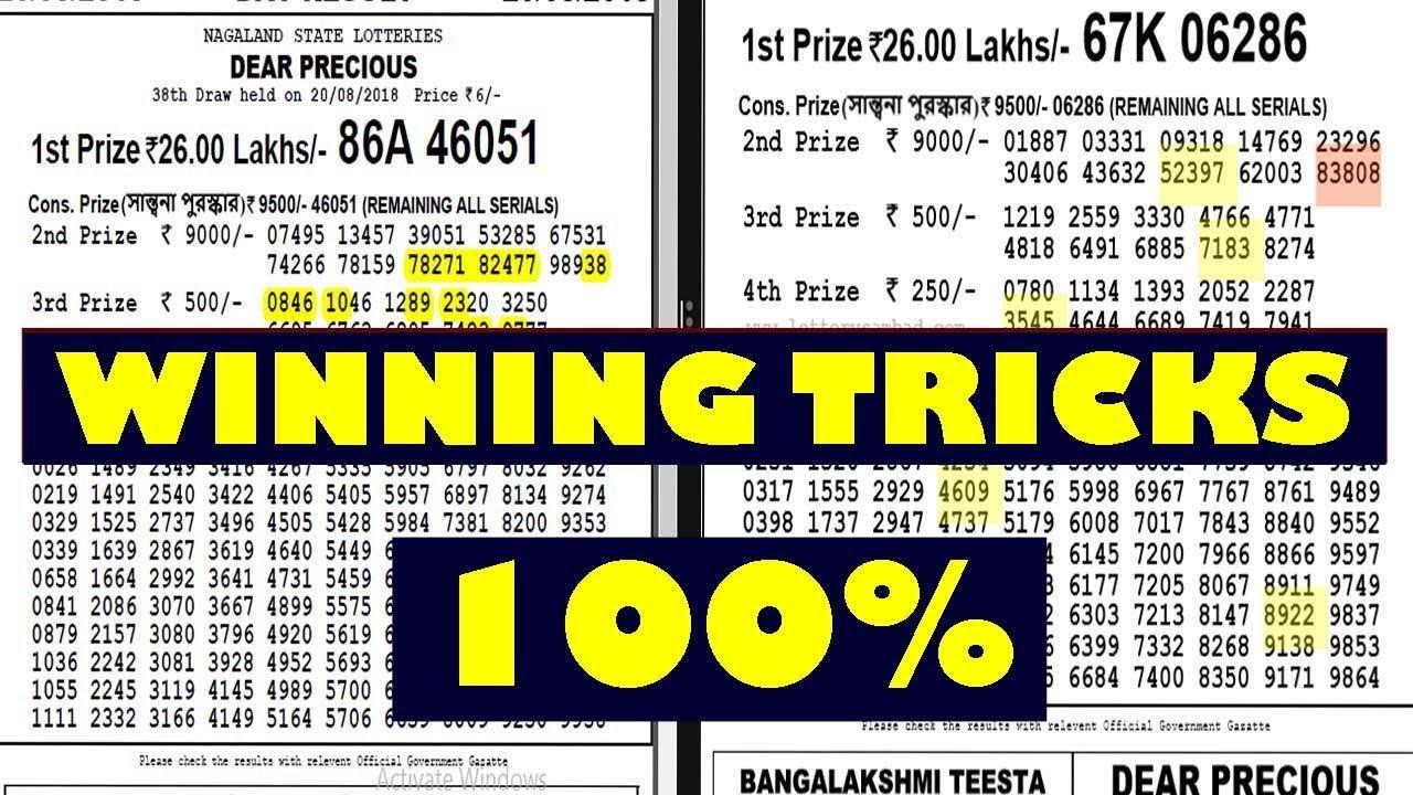 Lotto Trick