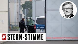 Al-Bakr-Suizid: Was im Versager-Staat Sachsen jetzt passieren muss | KLARTEXT (Kommentar