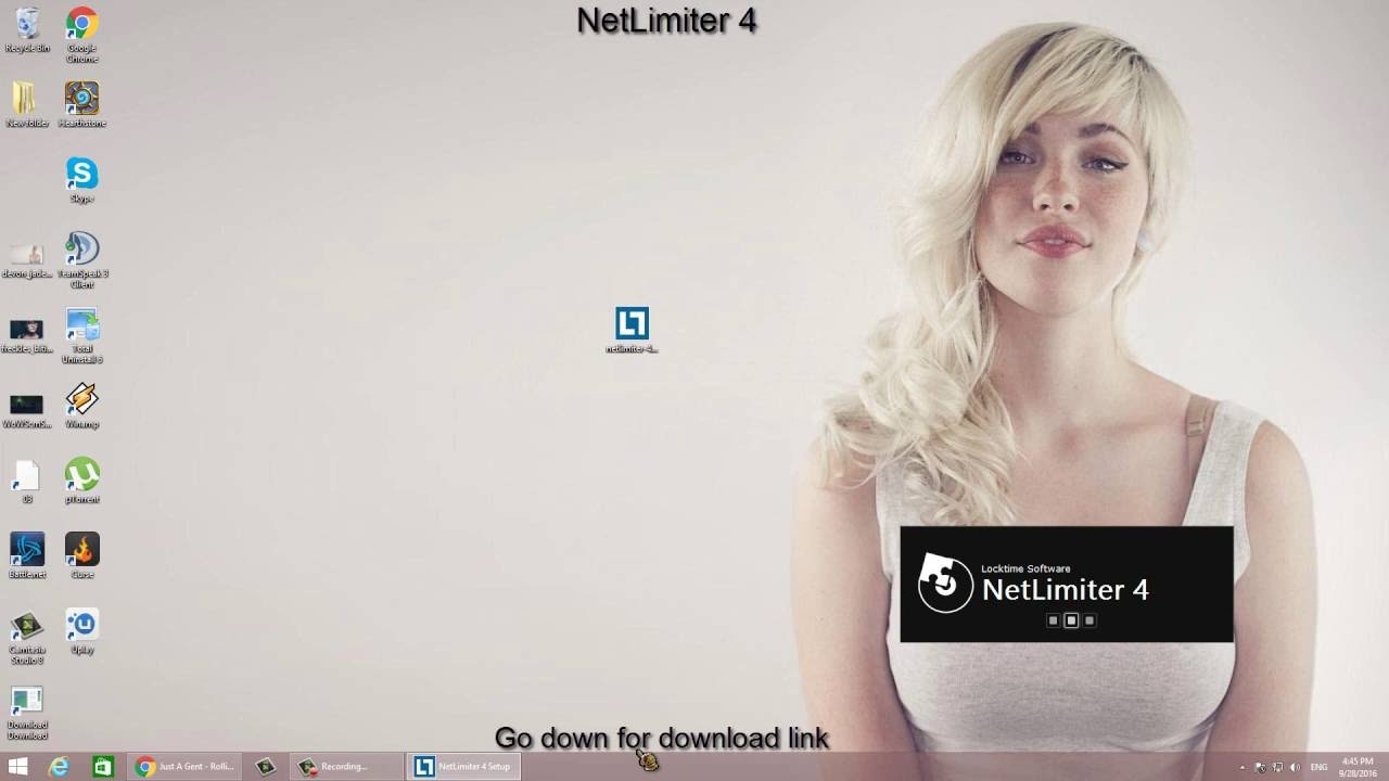 How to Use NetLimiter 4 Control Internet Download and Upload Speed over  Network