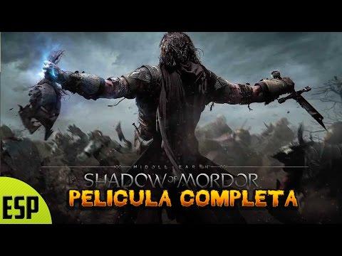La Tierra Media: Sombras de Mordor - Película completa en español
