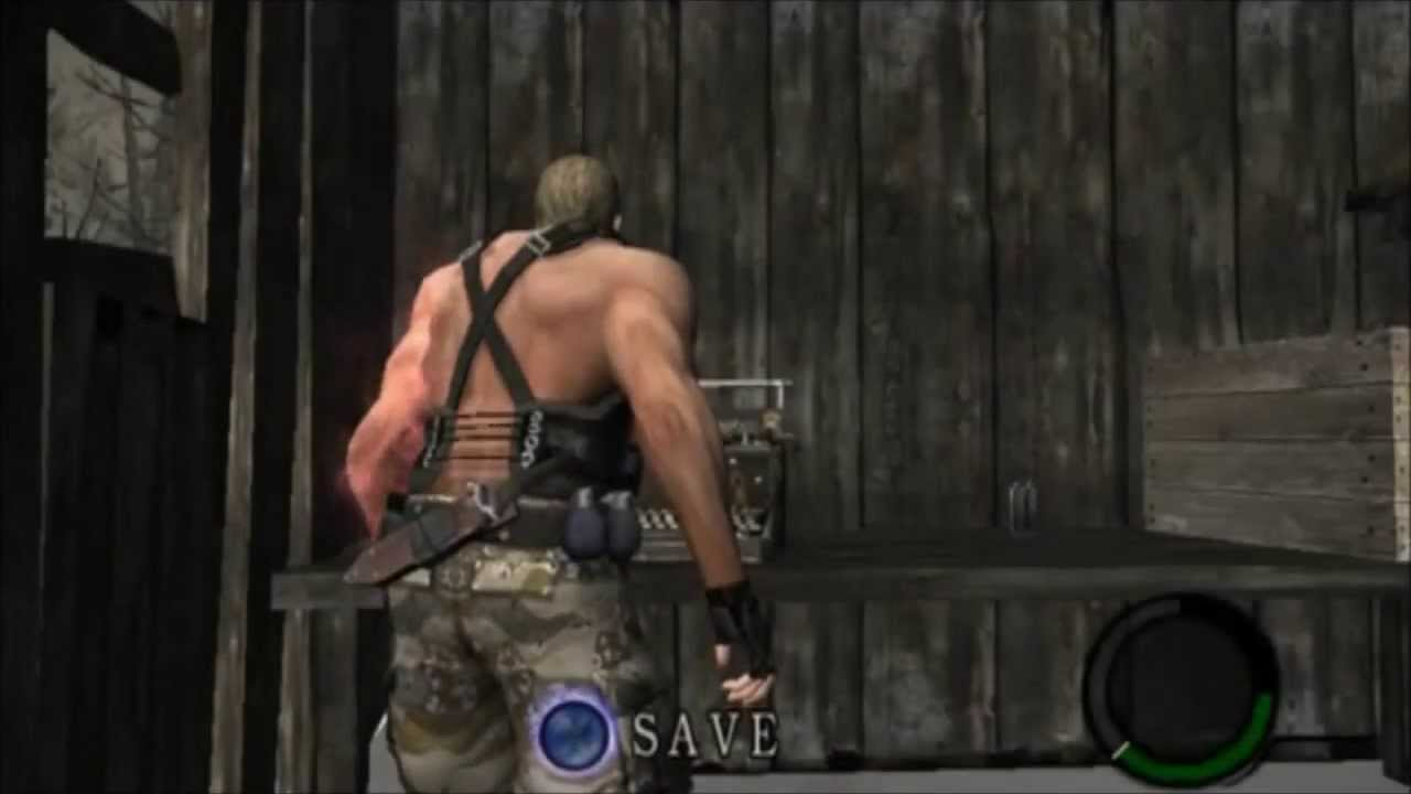 Resident Evil 4 Mod - Ada, Hunk, Krauser, Ashley & Wesker (REUPLOAD) +  Download