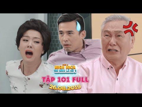 Gia đình là số 1 Phần 2|tập 101 full:Quá chén thất lễ với bà Liễu,Minh Ngọc có sống yên với ông Tài?