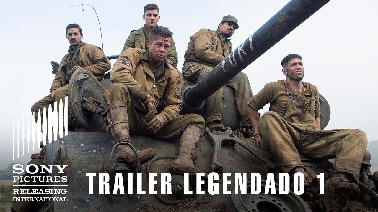 Corações de Ferro | Trailer Legendado | 05 de fevereiro nos cinemas