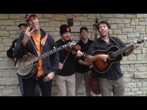 SF Giants Bluegrass Fight Song, Vol.3 - The World Series - Hot Buttered Rum