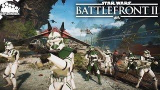 STAR WARS Battlefront II #2 - Im Wookie-Wald gefangen (ReUp) - Let