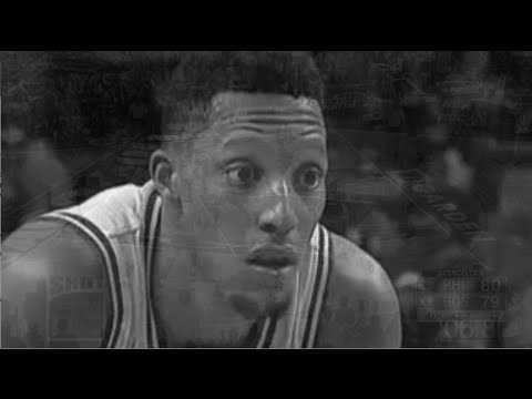 "Evan Turner's ""MJ to Kerr"" Pass"