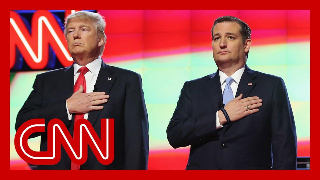 Smerconish: Cruz's response shows the stranglehold Trump has on the GOP - CNN