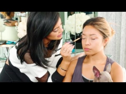 Kylie Jenner | Doing All My Friends' Make Up💄Squad Makeover